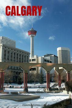 Visiter Calgary et Edmonton en Alberta Road Trip Usa, Gotham City, Calgary, Pvt Canada, Petits Bars, Le Palais, Cn Tower, North America, Travel Tips