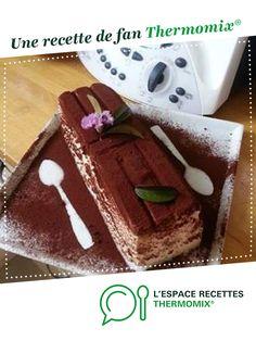 Tiramisu bien ferme par Juste Audrey. Une recette de fan à retrouver dans la catégorie Desserts & Confiseries sur www.espace-recettes.fr, de Thermomix<sup>®</sup>.