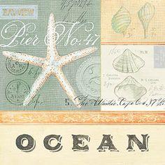Ocean – Angela Staehling Sea Beach Images, Decoupage Printables, Dream Beach Houses, Mermaid Beach, Square Art, Ocean Themes, Canvas Prints, Art Prints, Art File
