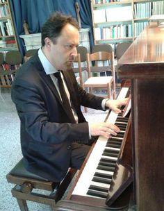 """""""La musica del Maestro Balzola""""- Intervista al M° Maurizio Balzola"""