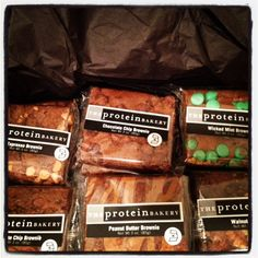 Protein Bakery Package 2