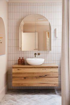 Reece Bathroom, Laundry In Bathroom, Bathroom Heater, Decoration Inspiration, Bathroom Inspiration, Diy Interior, Bathroom Interior Design, Best Bathroom Designs, Küchen Design