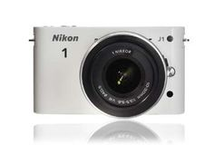 Repin if the Nikon 1 J1 10.1MP Digital SLR would be on your wish list? Play Wish It To Win It starting November 18th! #RadioShack