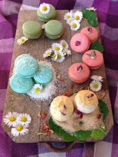 Lovely Cake: Macaron Primavera