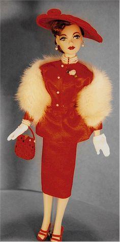 Joshard OOAK retro look make over Gene doll * AFKA Joshard (artist formally known as) Jeff Bouchard