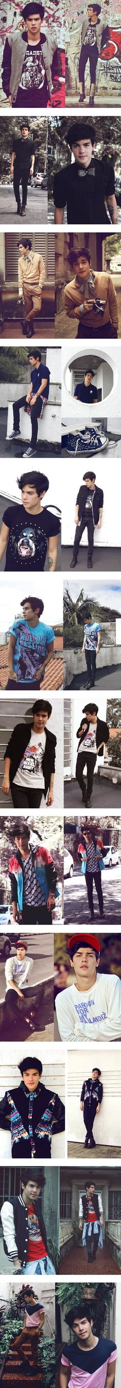 """Vini Uehara!!! 3 2 3"" by belen-583 ❤ liked on Polyvore"