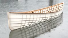 Skin-on-Frame Canoe Building Course and Plans (BETA version) Building Systems, Boat Building, Boat Crafts, Natural Building, Canoe And Kayak, Canoes, Boat Design, Boat Plans, Wooden Boats