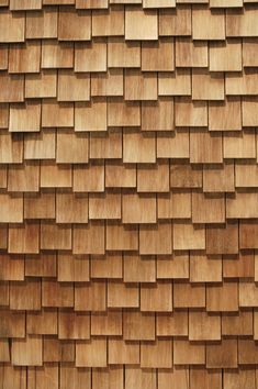 A small garden shed is a good way to try your hand installing cedar shingles. You will use the same installation techniques, although on a smaller scale. Cedar shingles will last. Wood Roof Shingles, Cedar Shingle Siding, Cedar Shake Siding, Cedar Roof, Timber Roof, Roofing Shingles, Cedar Shakes, Roofing Felt, Architectural Shingles