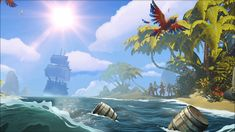 Sea of Thieves - Becalmed