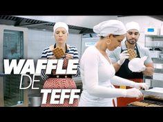 Waffle saudável + Visita à Fábrica Keep Light | Frango com Batata Doce - YouTube