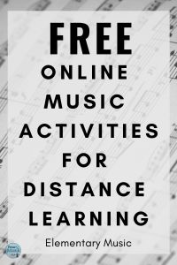 Are you in need of elementary music online activities to teach via distance learning? Music teachers & students will love these fun FREE learning activities. These interactive online Boom task cards may be used in the music classroom as centers, for group Online Music Lessons, Elementary Music Lessons, Music Lessons For Kids, Music Lesson Plans, Music Online, Piano Lessons, Elementary Education, Music Education Games, Teaching Music