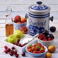 Rumtopf Rezept