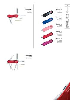 Wenger Swiss Army Knife Catalog Page 2009 - 2010 Wenger Swiss Army Knife, Victorinox Swiss Army Knife, Edc, Catalog, Brochures, Every Day Carry