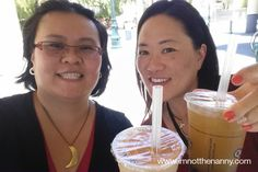a list of Influential Asian American mom bloggers via @thienkim of the blog I'm Not the Nanny