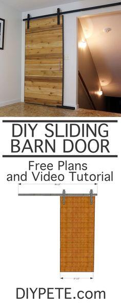 Barn Door Track Hardware   HOW TO | Barn Door Hardware, Barn Doors And Barn