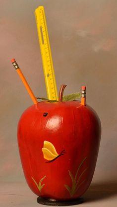 Teacher's Apple Gourd