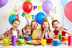 Temas fáceis para festa infantil. DIY decoração de festa.