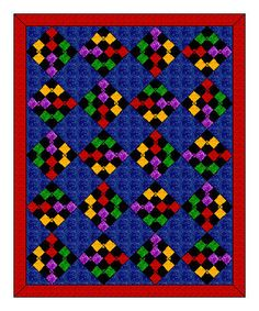 NECKTIE QUILT PATTERNS AND INSTRUCTIONS | Browse Patterns