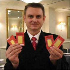 Emgoldex.com partner Oleg Uljanov