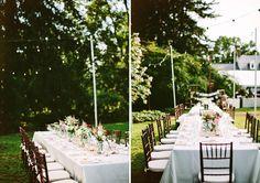 New Jersey Farm Wedding: Saury + Diego
