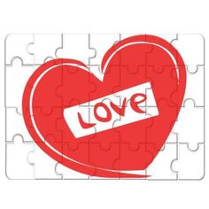 Love is great when the pieces all fit together! #Love