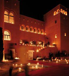 Castillo de Santa Catalina hotel histórico, con encanto, romántico, tranquilo, insuperables vistas al mar, en Málaga