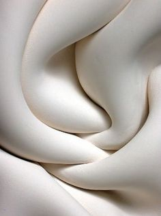 Jeannine Marchand - Folded Clay | Milk Cream