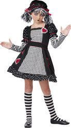 RAG DOLL CHILD LG 10-12