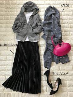この時期アウター何着よう??「パーカー」フル活用でおしゃれ度2倍増しコーデ | ファッション誌Marisol(マリソル) ONLINE 40代をもっとキレイに。女っぷり上々! Simple Outfits, Outfits For Teens, New Outfits, Spring Outfits, Trendy Outfits, Cool Outfits, Fashion D, Spring Fashion, Autumn Fashion