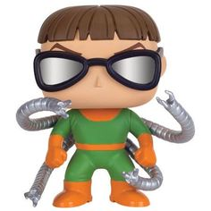 Statuetta decorativa Doctor Octopus del brand Funko collezione Pop!.