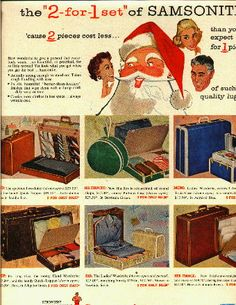 1954 Samsonite