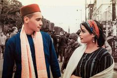 Tunisian traditional clothing