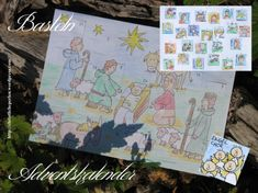 1Adventskalender1 Religion, Christmas, Wordpress, Ideas, Advent Calendar, Christian Kids, Children Ministry, Christmas Carol, Crafts