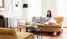 Tour Alison Cayne's Stunning West Village Townhouse