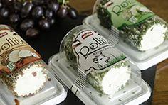 Packaging Design für Käseverpackungen Industrial, Packaging Design, Food, Branding, Essen, Industrial Music, Meals, Design Packaging, Yemek