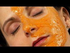 Mascarilla borra acné,manchas,cicatrices y blanquea tu piel - YouTube