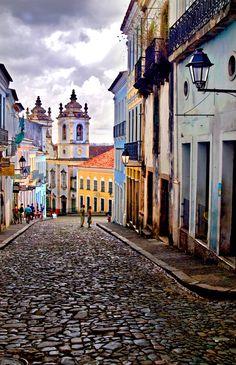Quero voltar : Salvador de Bahia, Brazil
