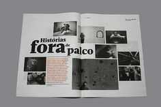 Atelier d'Alves is Sergio Alves' graphic design studio. Since creating his studio, Sergio has been Newspaper Design, Graphic Design Studios, Creative Director, Book Art, Behance, Poster Prints, Typography, Editorial, Printing