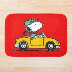 Promote | Redbubble Bath Mat, Promotion, Snoopy, Fictional Characters, Bathroom, Bathroom Mat