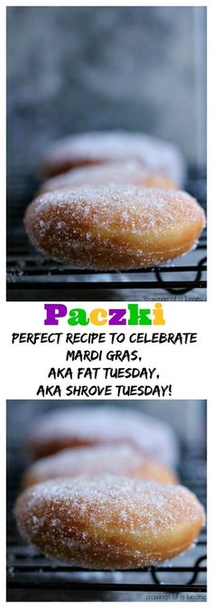 Paczki cravings of a lunatic this recipe is easy and absolutely polish paczki is one of my daughters favourite recipes this recipe is easy and absolutely delicious forumfinder Image collections