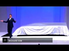 """Faraday Future reveals """"Car of Concept"""" FF Zero1 @ CES 2016 - The first electric supercar is born - YouTube"""