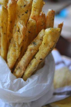 Chips patatine con farina di ceci (11)