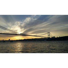 Boğaziçi Bridge - İstanbul, Turkey
