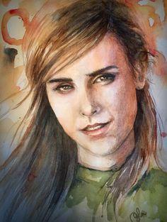 Portrait, Painting, Fictional Characters, Art, Art Background, Headshot Photography, Painting Art, Kunst, Portrait Paintings