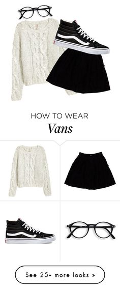 """"" by sydthekyd01 on Polyvore featuring H&M, Opening Ceremony and Vans"
