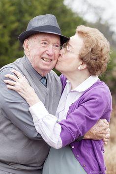 My 90 Year old Grandparents - Capturing Joy with Kristen Duke
