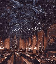 December always means Harry Potter for me. #harrypotter
