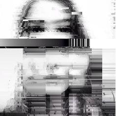 glitch photo by tind Photoshop, Glitch Art, Glitch Photo, Vintage Design, Visual Effects, Vaporwave, Photo Manipulation, Collage Art, Photomontage