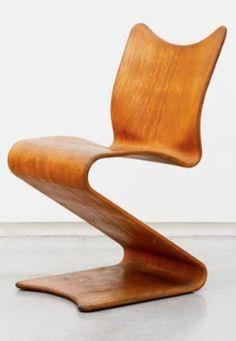 99. S chair Diseñador: Verner Panton