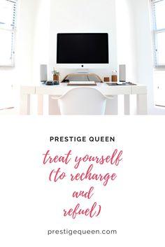 Treat Yourself (To Recharge and Refuel) | #ChristianBlogger #FaithBlogger #Christian #Inspirational #Magazine #Lifestyle #Blogger